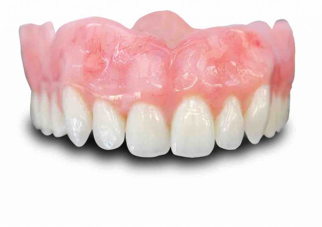 private cosmetic dentures