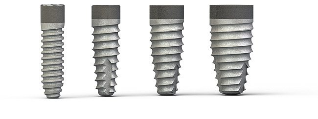 advanced implant teeth