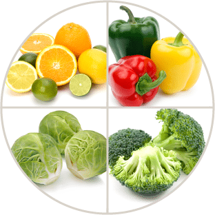 good nutrition for dental health