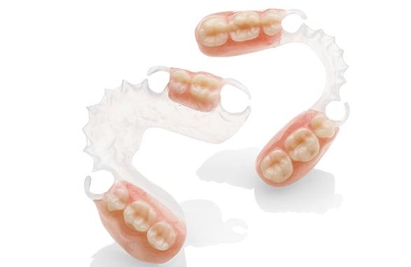 partial dentures Acrylic